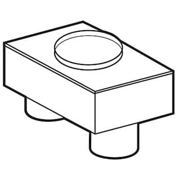 Labconco Exhaust Adapter ClassMate 12