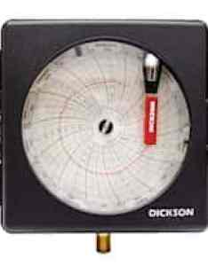 Dickson inch compact pressure chart recorders also from cole parmer rh coleparmer