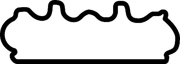 Joint de cache culbuteurs-CITROËN SAXO 1.5 D 54cv (S0, S1
