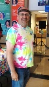 Dr. Gregg Busch at West Campus