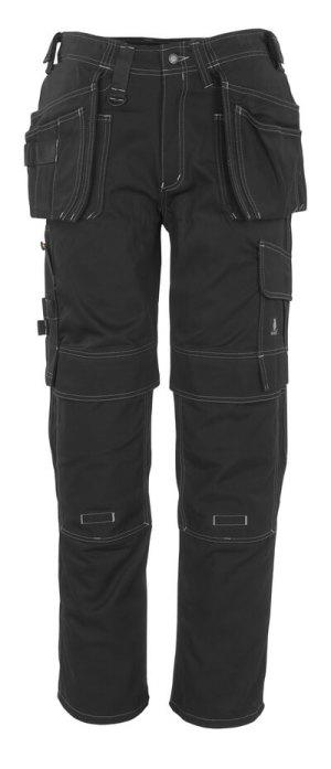 06131 Broek met knie- en spijkerzakken