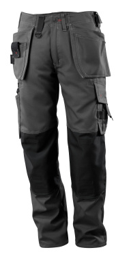 07379 Broek met knie- en spijkerzakken
