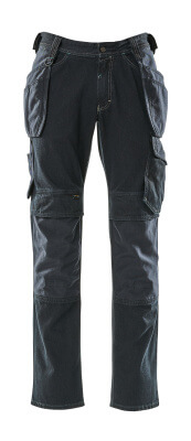 15131 Jeans met knie- en spijkerzakken