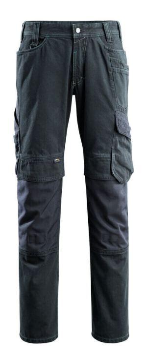 15179 Jeans met kniezakken