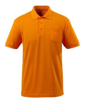 51586 Poloshirt met borstzak