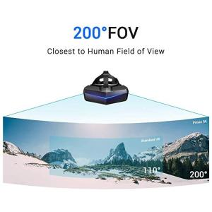 Pimax 5K XR PC VR Headset | 200° FOV