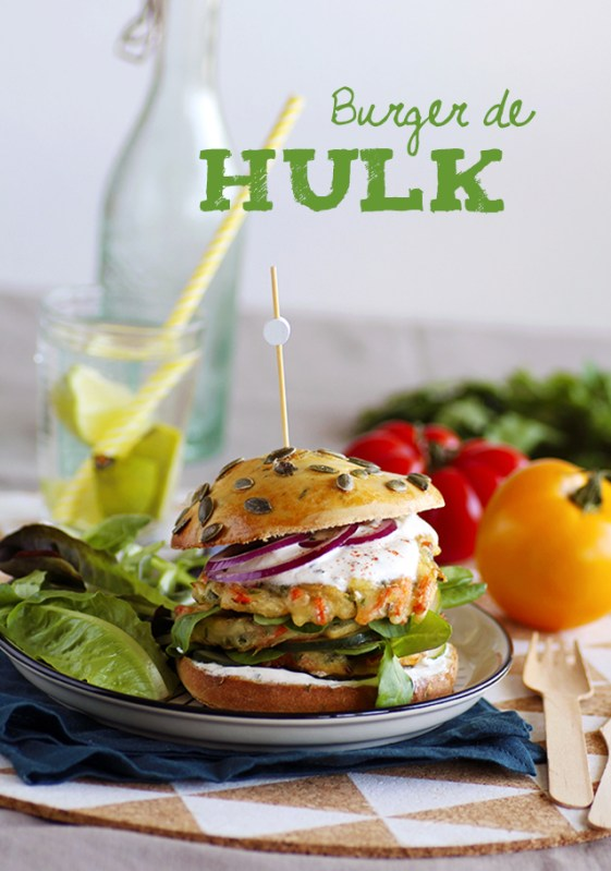 hulk burger