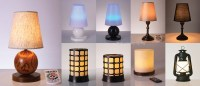 Tiny Table Lamps for a Divine Dinner