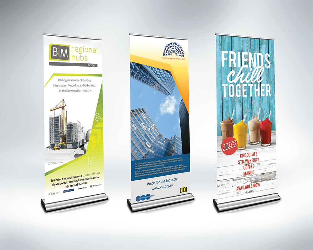 rollup banners by cyrilaro