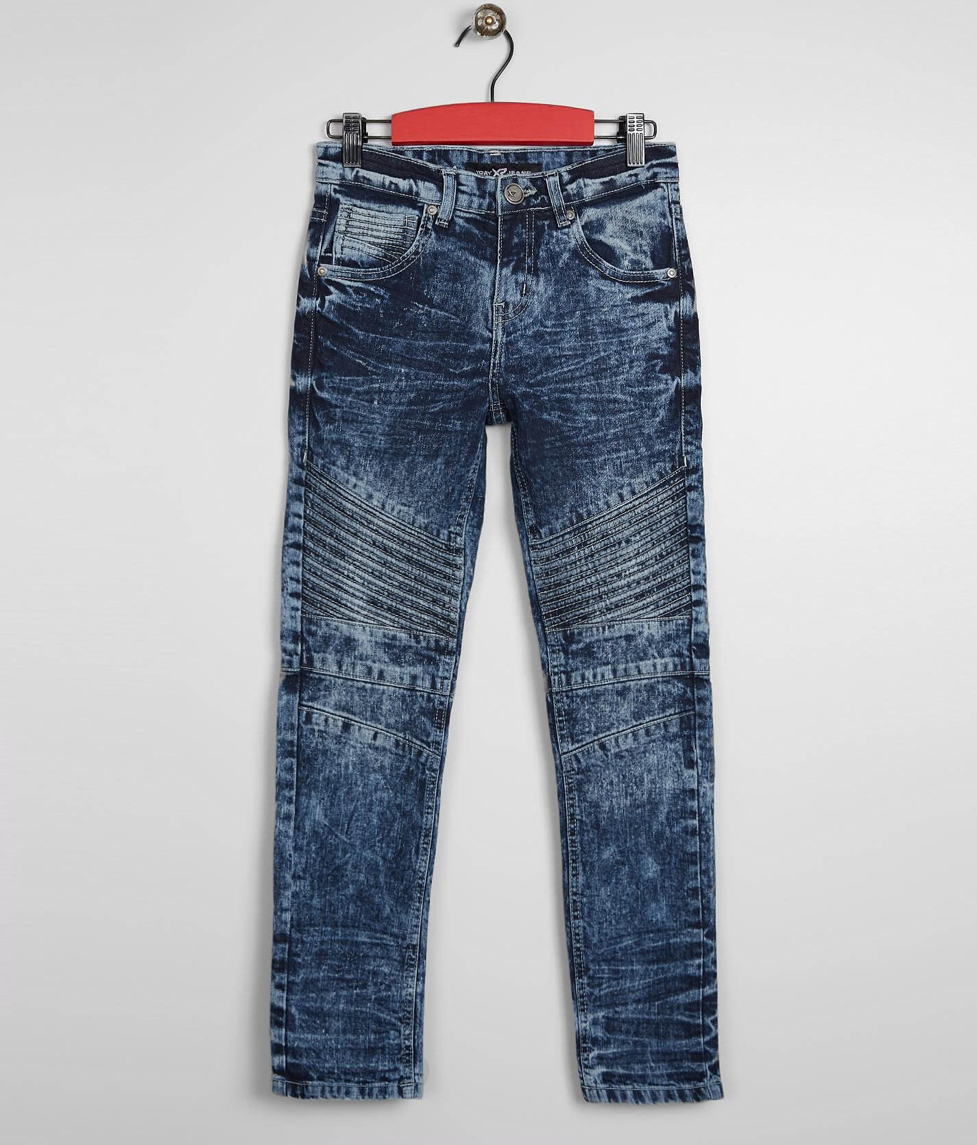 Boys  ray polaris padded moto stretch jean also jeans for you buckle rh