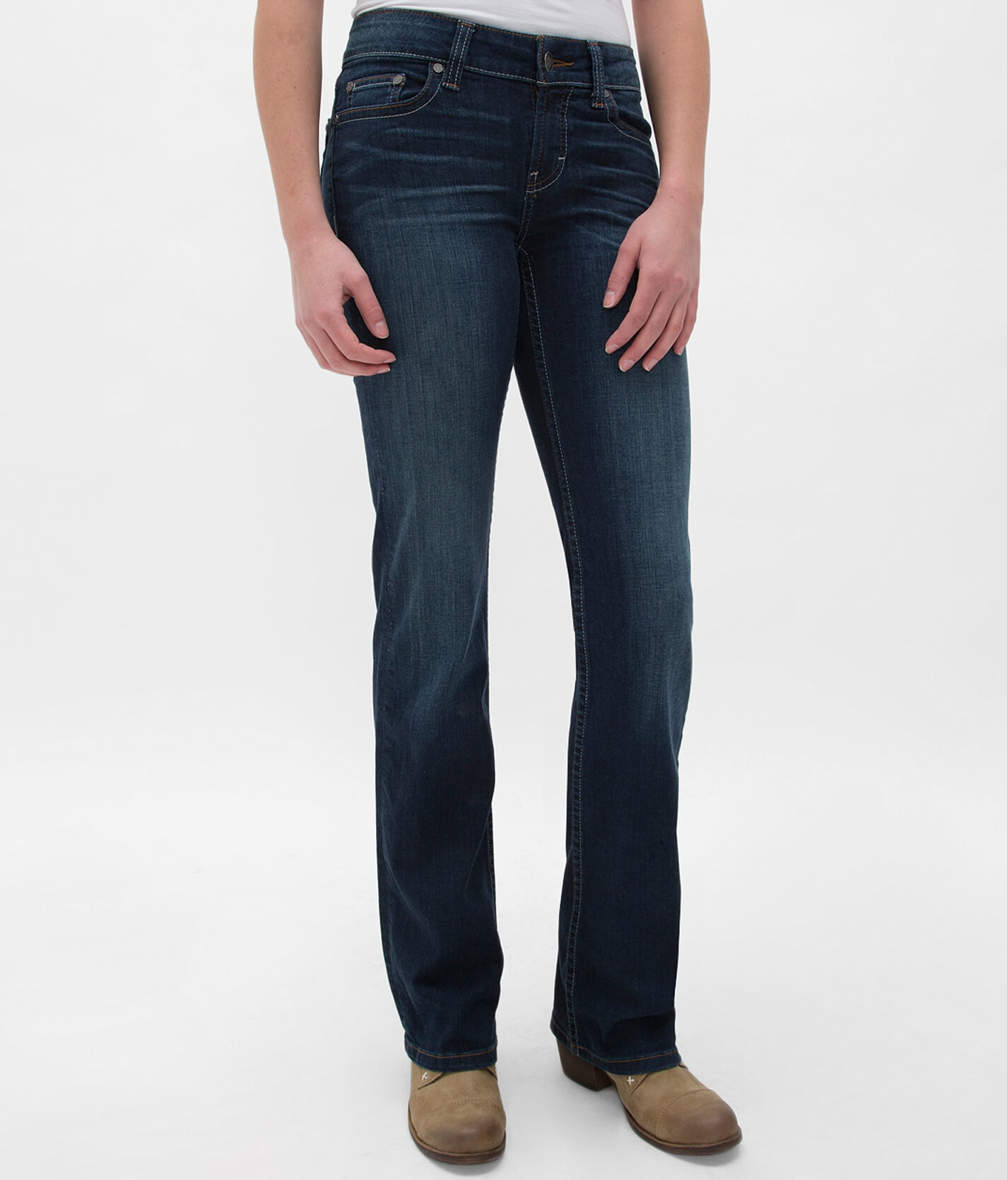 Thumbnail image front also bke scarlett boot stretch jean women   jeans in wilkin buckle rh