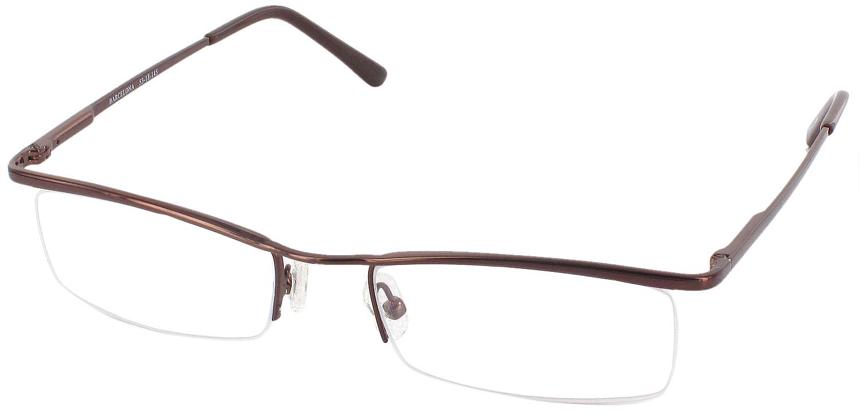 Barcelona No Line Bifocal - ReadingGlasses.com