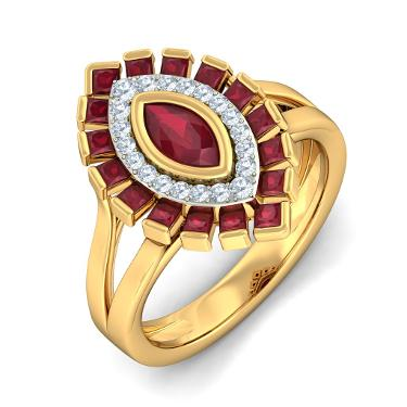The Flirtini Ring