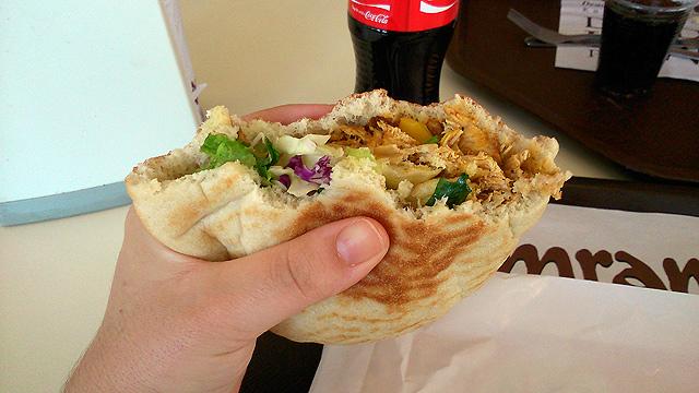 Qu comer en Israel o cmo sobrevivir al bufet del