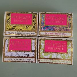 Arthouse Organic Soap