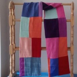 Multicolour Cashmere Scarf