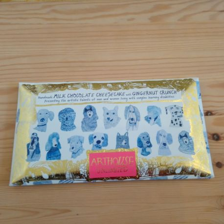 Blue Dogs Chocolate-M