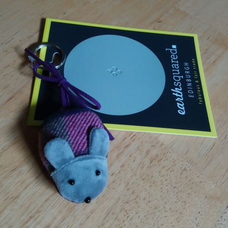 Mouse Key Ring-M
