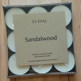 Sandalwood Tea Lights