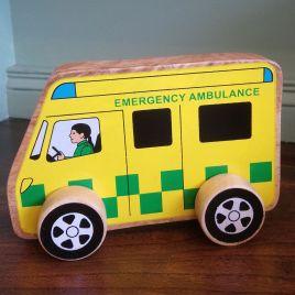 Ambulance Toy