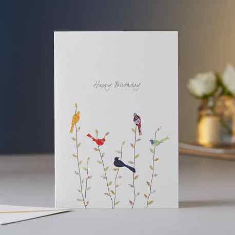 Spring Birds EH23
