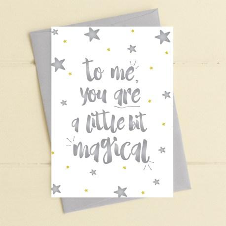 V-To Me You Are Magical E15