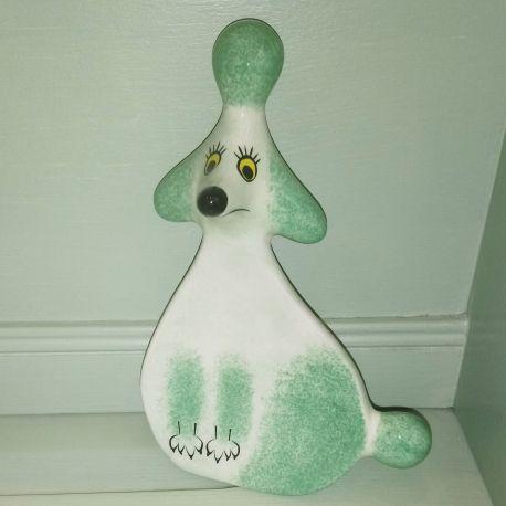 Green Poodle Trinket 1
