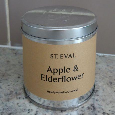 Apple & Elderflower Tin