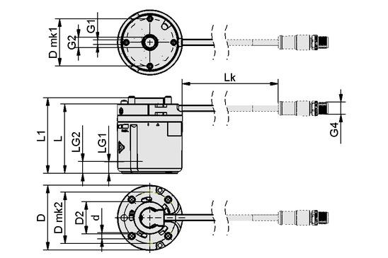 CobotPump ECBPM 24V-DC M12-8 > Electrical Vacuum