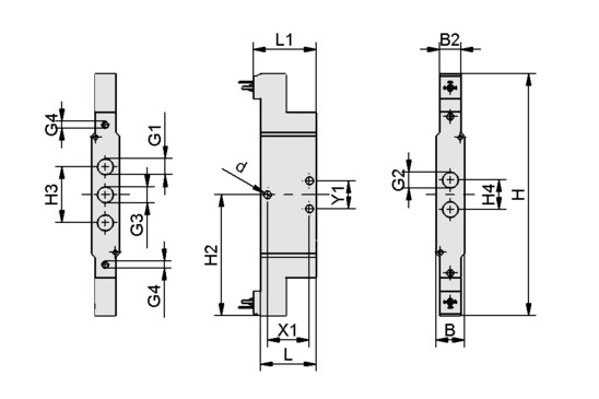 Solenoid valve EMVP 8 24V-DC 5/2 IMP > Solenoid Valves