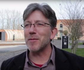 Portrait de M. Cyril Masselot, Maître de conférence en Science de l'Information et de la Communication