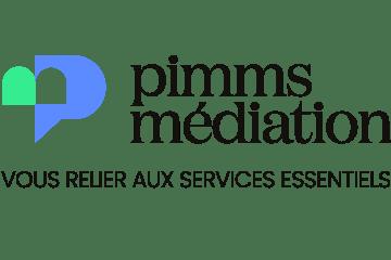 logo Pimms Médiation avec signature