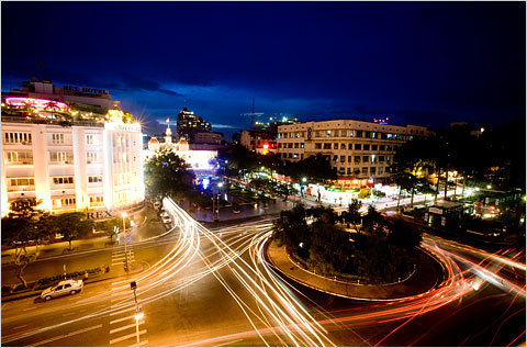 saigon-downtown