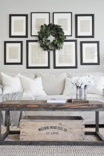 Awesome Modern Rustic Living Room Decor Ideas 18