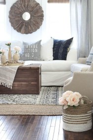 Awesome Modern Rustic Living Room Decor Ideas 31