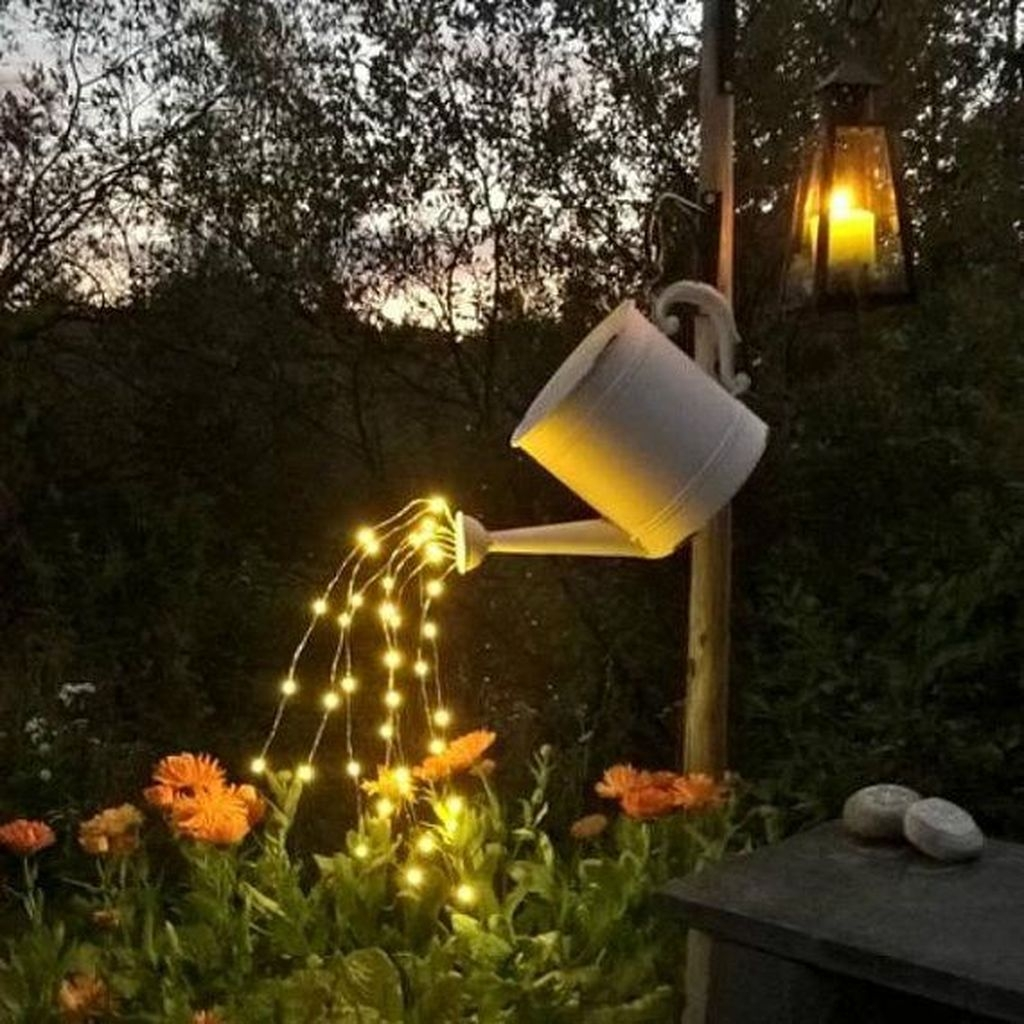 Inspiring Outdoor Lighting Ideas For Your Garden 18