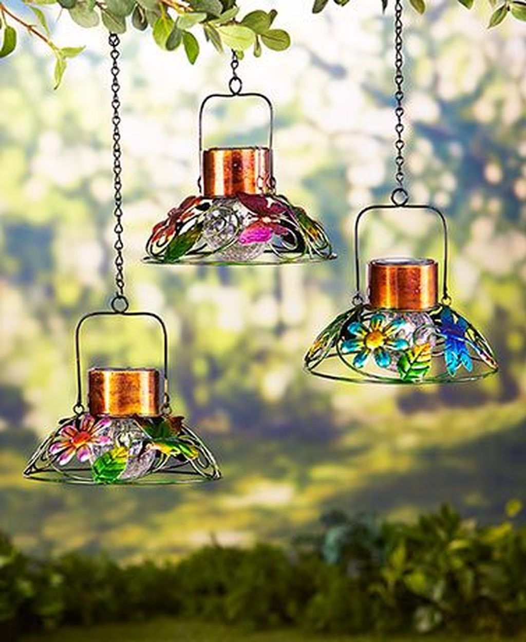 Inspiring Outdoor Lighting Ideas For Your Garden 25
