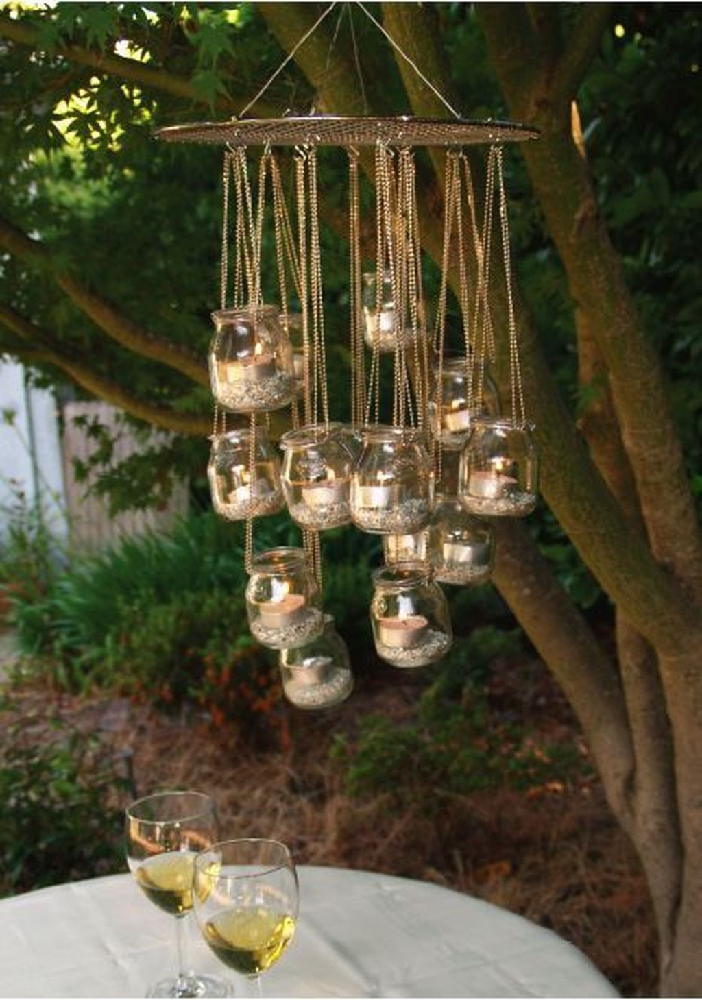 Inspiring Outdoor Lighting Ideas For Your Garden 26