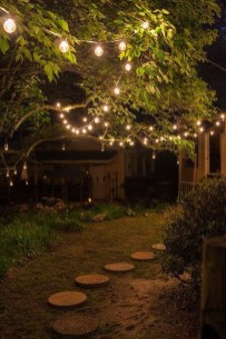 Inspiring Outdoor Lighting Ideas For Your Garden 31