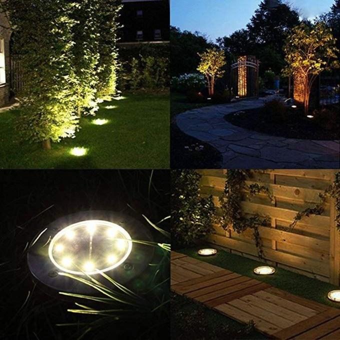 Inspiring Outdoor Lighting Ideas For Your Garden 43