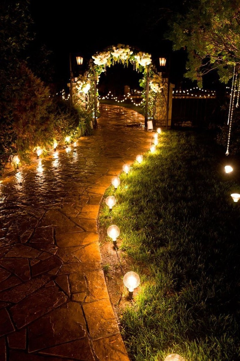 Inspiring Outdoor Lighting Ideas For Your Garden 48