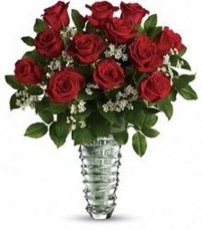 Lovely Rose Arrangement Ideas For Valentines Day 19
