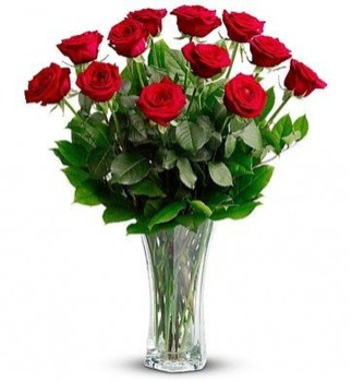Lovely Rose Arrangement Ideas For Valentines Day 26