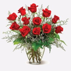 Lovely Rose Arrangement Ideas For Valentines Day 37