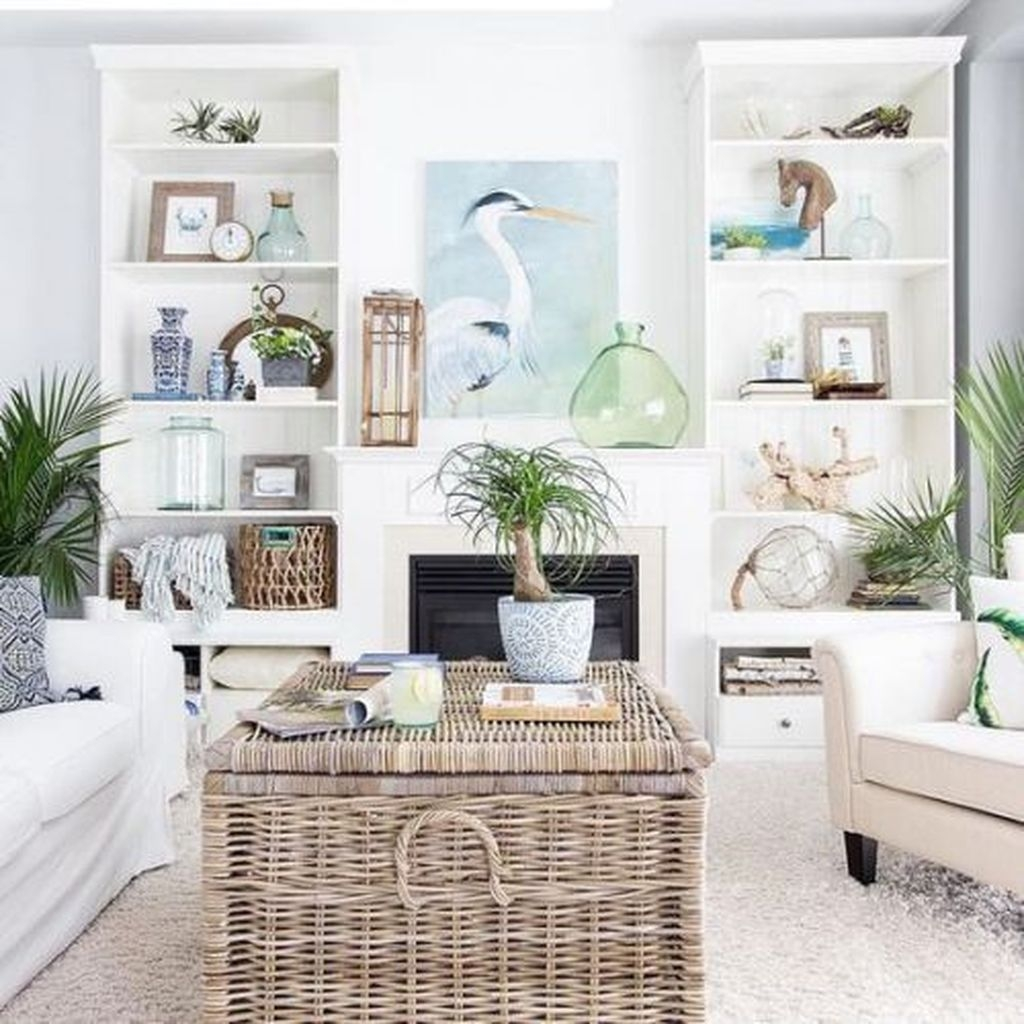 amazing coastal living room decoration ideas you must try