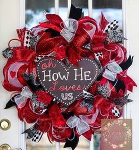 Awesome Valentine Outdoor Decorations 21