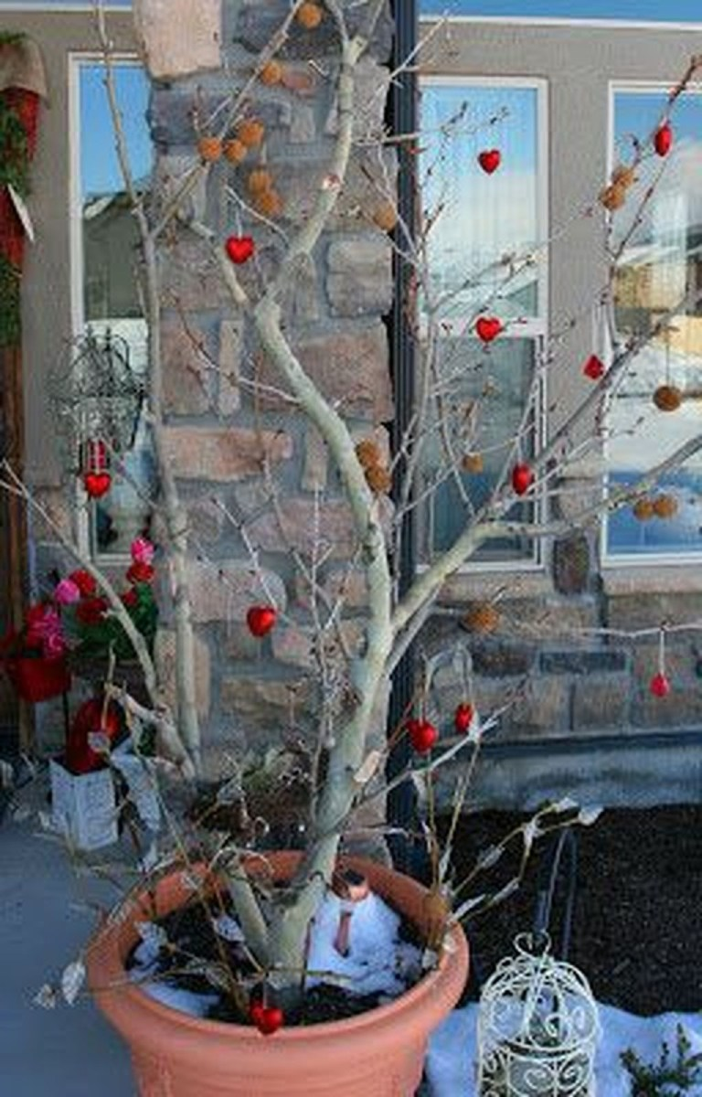 Awesome Valentine Outdoor Decorations 37