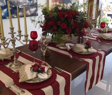 Beautiful And Romantic Valentine Dining Table Decoration Ideas 03
