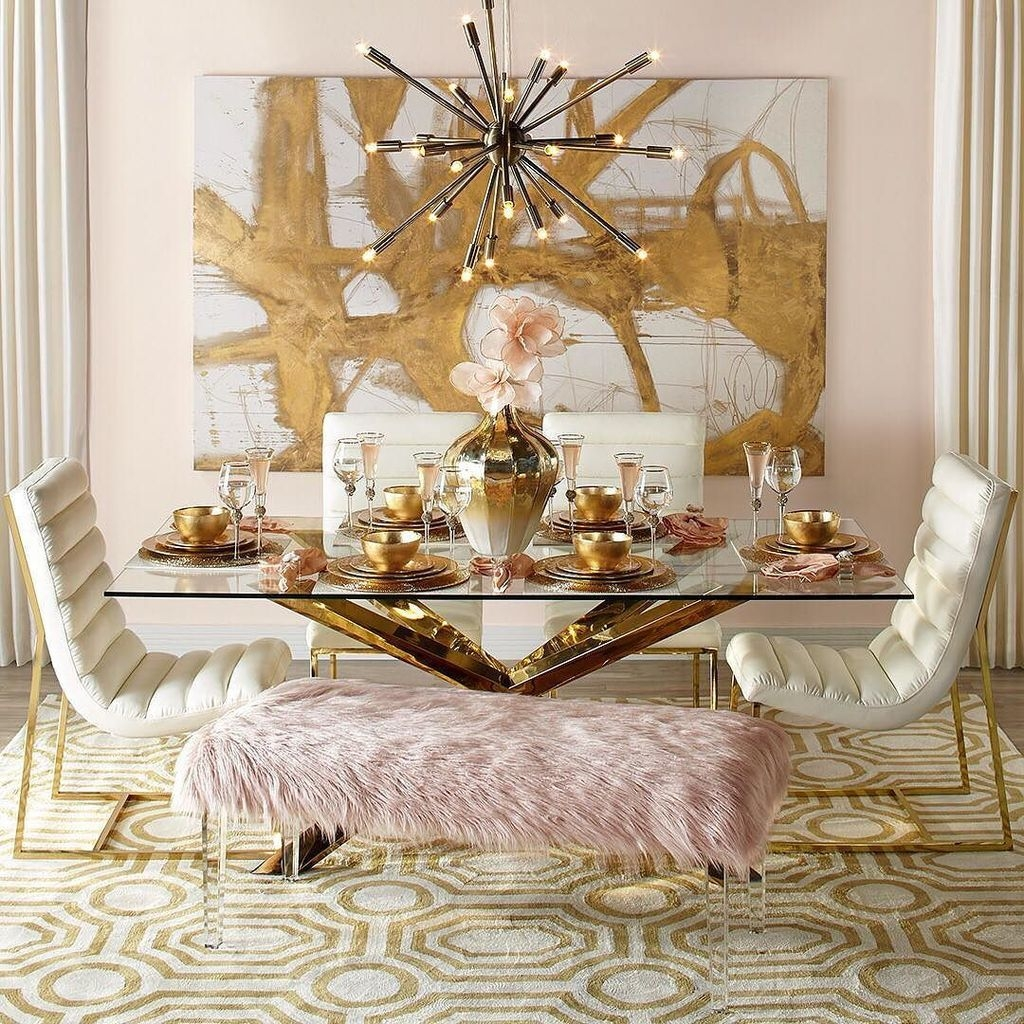 Beautiful And Romantic Valentine Dining Table Decoration Ideas 24