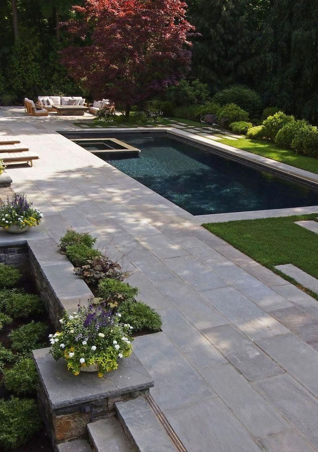 Beautiful Modern Backyard Landscaping Design Ideas 01